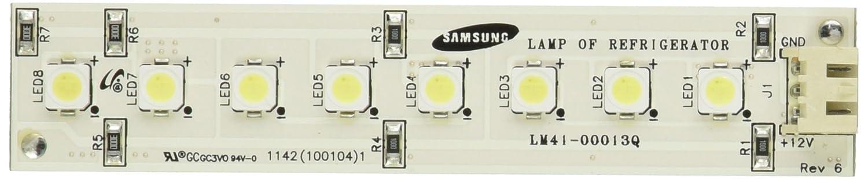 Samsung DA41-00519B Refrigerator PBA-LED Lamp