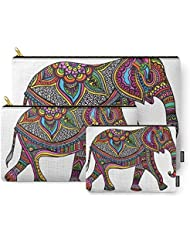 Society6 Elephant :) Carry-All Pouch