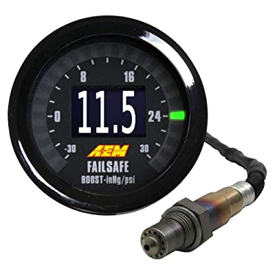 AEM 30-4900 Wideband Failsafe Gauge: Automotive [5Bkhe0410478]