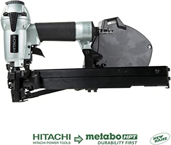 Hitachi 18-Gauge 7/16-in Medium Crown Cap Pneumatic Stapler