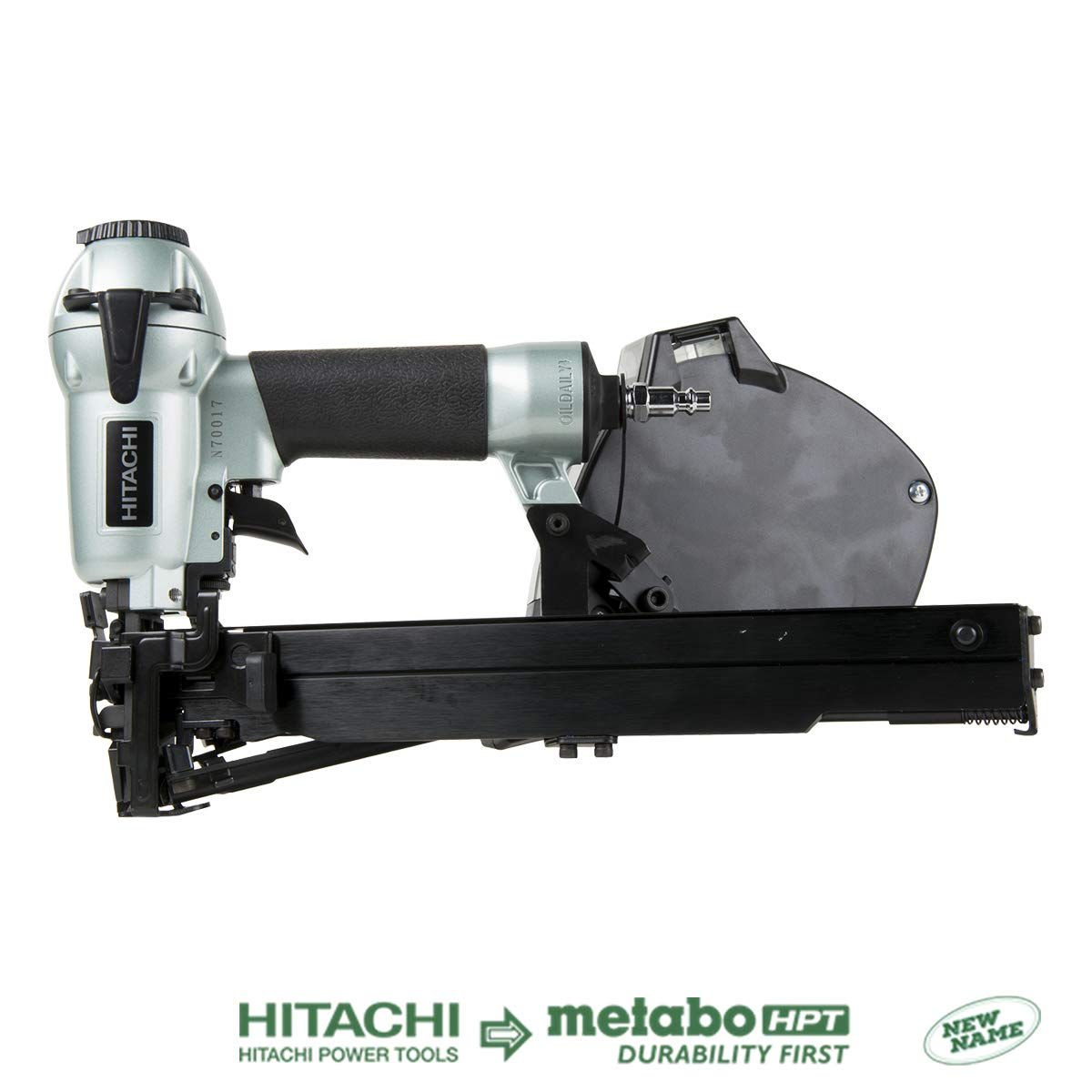 Hitachi N3808AP 18 Gauge 1-1/2'' Cap Stapler by Hitachi