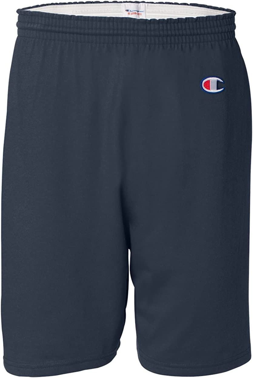 Champion Men's Cotton Gym Short at  Men's Clothing store