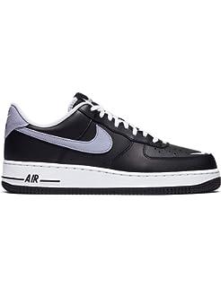 Nike Herren Air Force 1 '07 Lv8 1 Sneaker, Schwarz Weiß