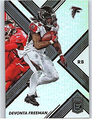 2017 Donruss Elite  5 Devonta Freeman Atlanta Falcons Football Card