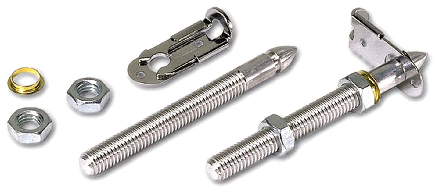 Moroso 39010 3//8 Aluminum Hood Pin