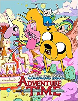 Adventure Time coloring pages | Print and Color.com | 335x260
