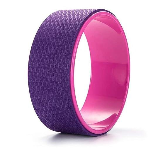 INOOY Soporte para Ruedas de Yoga Cinturón de Yoga ...
