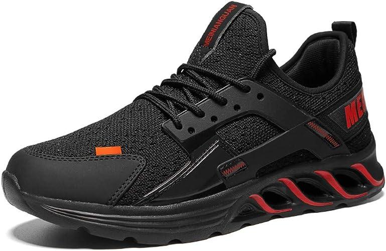TAIZHOU Zapatillas Running Hombre Mujer Zapatos Deporte Correr Trail Fitness Sneakers Ligero Transpirable: Amazon.es: Zapatos y complementos
