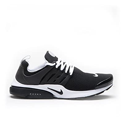 wholesale dealer a46eb dc597 Amazon.com   nike air presto BR QS mens running trainers 789869 sneakers  shoes (XXS uk 6-7 us 7-8 eu 40-41, black white 001)   Shoes