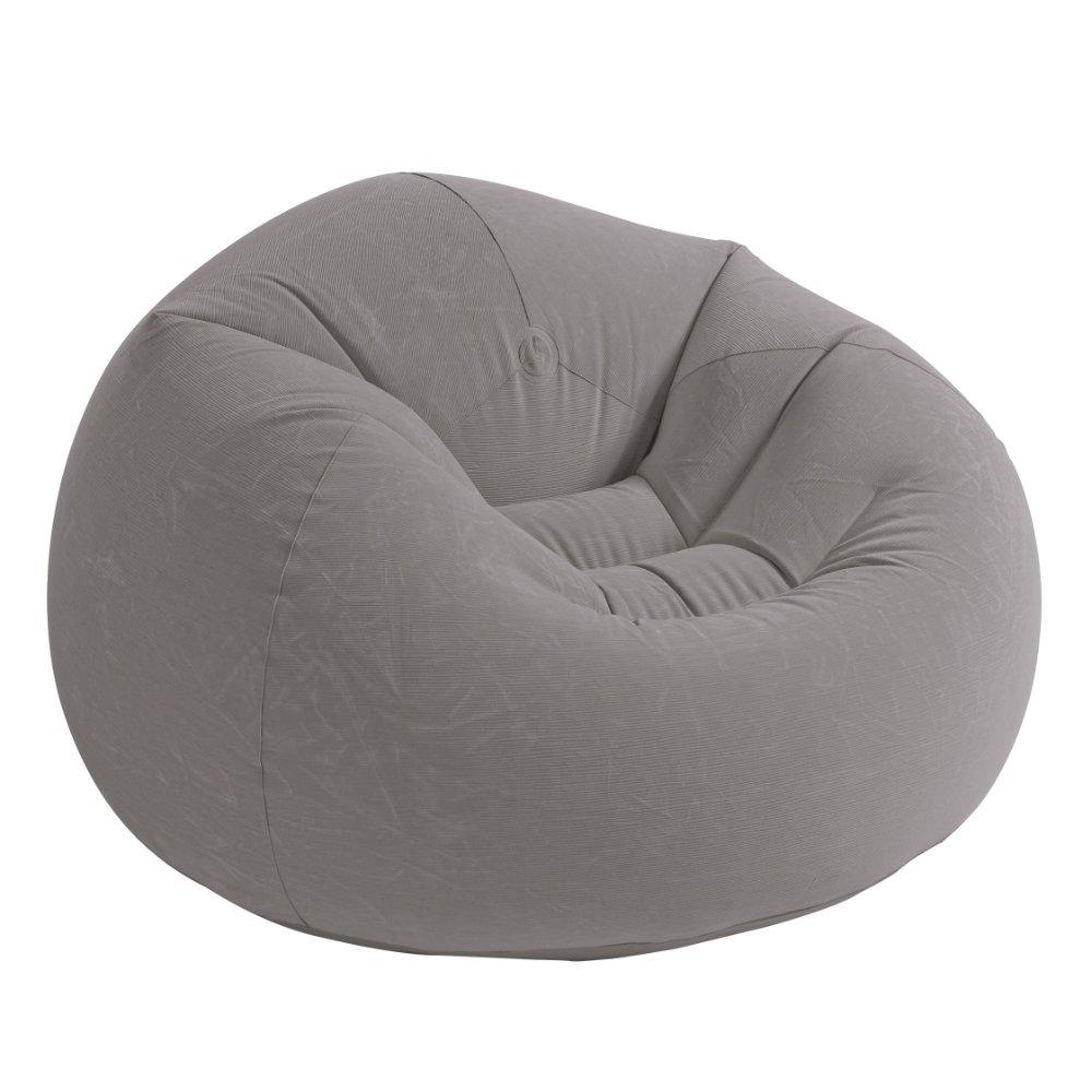 "Intex Beanless Bag Inflatable Chair, 42"" X 41"" X 27"""