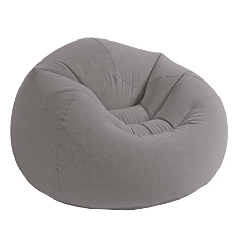 Peachy Intex Beanless Bag Inflatable Chair 42 X 41 X 27 Unemploymentrelief Wooden Chair Designs For Living Room Unemploymentrelieforg