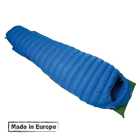 Carinthia Airpack Ultra Saco de dormir (Plumón ligero Saco de dormir con Matte compartimento (