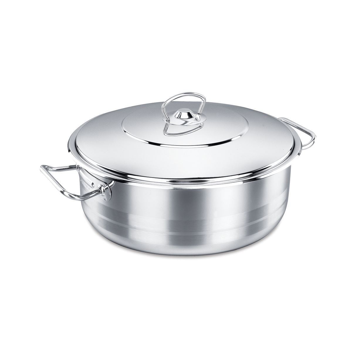 Korkmaz Dutch Oven with Lid (16qt)