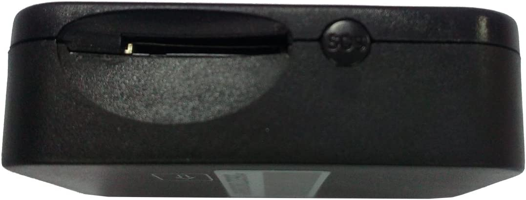 elegantstunning Mini A8 GPS Tracker Locator Car Kid Global Tracking Device Anti-theft Outdoor Safety Equipment black