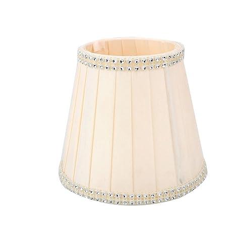 Amazon.com: Gladle Europea estilo clásico Lamp foco de vela ...