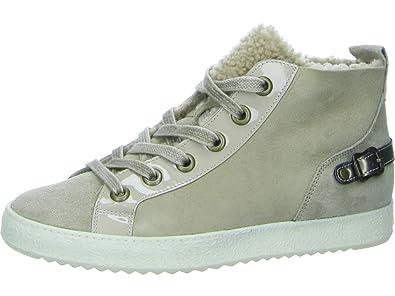 Paul Green Damen Sneaker 4457 038 beige 186676: