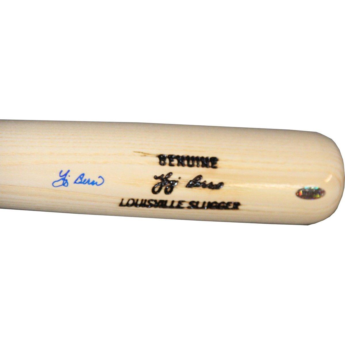 MLBニューヨークヤンキースYogi Berra Autographed Baseball Bat   B00EU56VYU