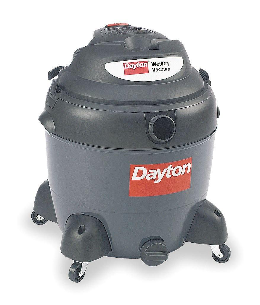 DAYTON Wet/Dry Vacuum 6.5 HP 18 gal. 120V