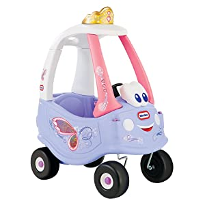 Little Tikes Fairy Cozy Coupe (Amazon Exclusive)