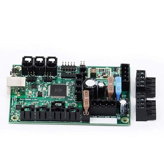 Msleep - Juego de Accesorios para Impresora 3D Mini-Rambo 1.3 para ...