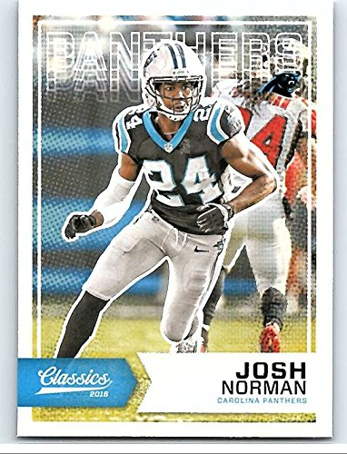2016 Classics #73 Josh Norman Panthers