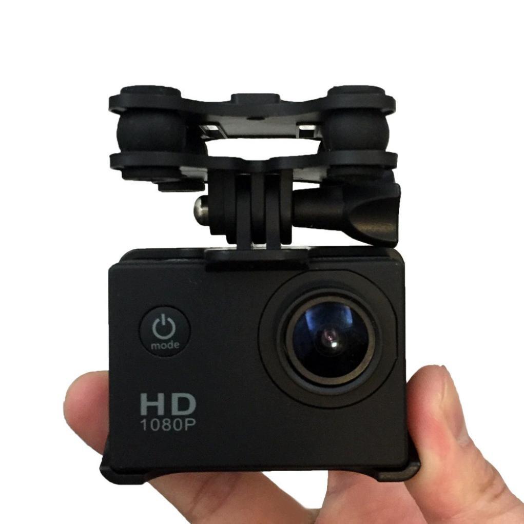 inverleeカメラホルダーGimble /ジンバルfor Syma x8シリーズクアッドコプタードローンヘリコプター IN   B07DR74XZ2