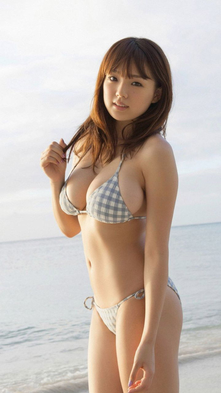 bikini Asian body girls