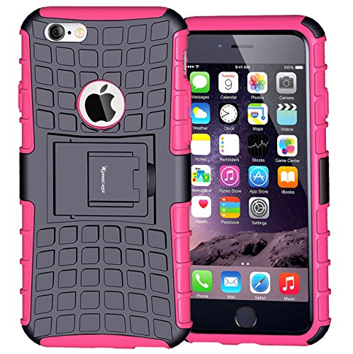 iPhone Protection Shockproof Protective Kickstand
