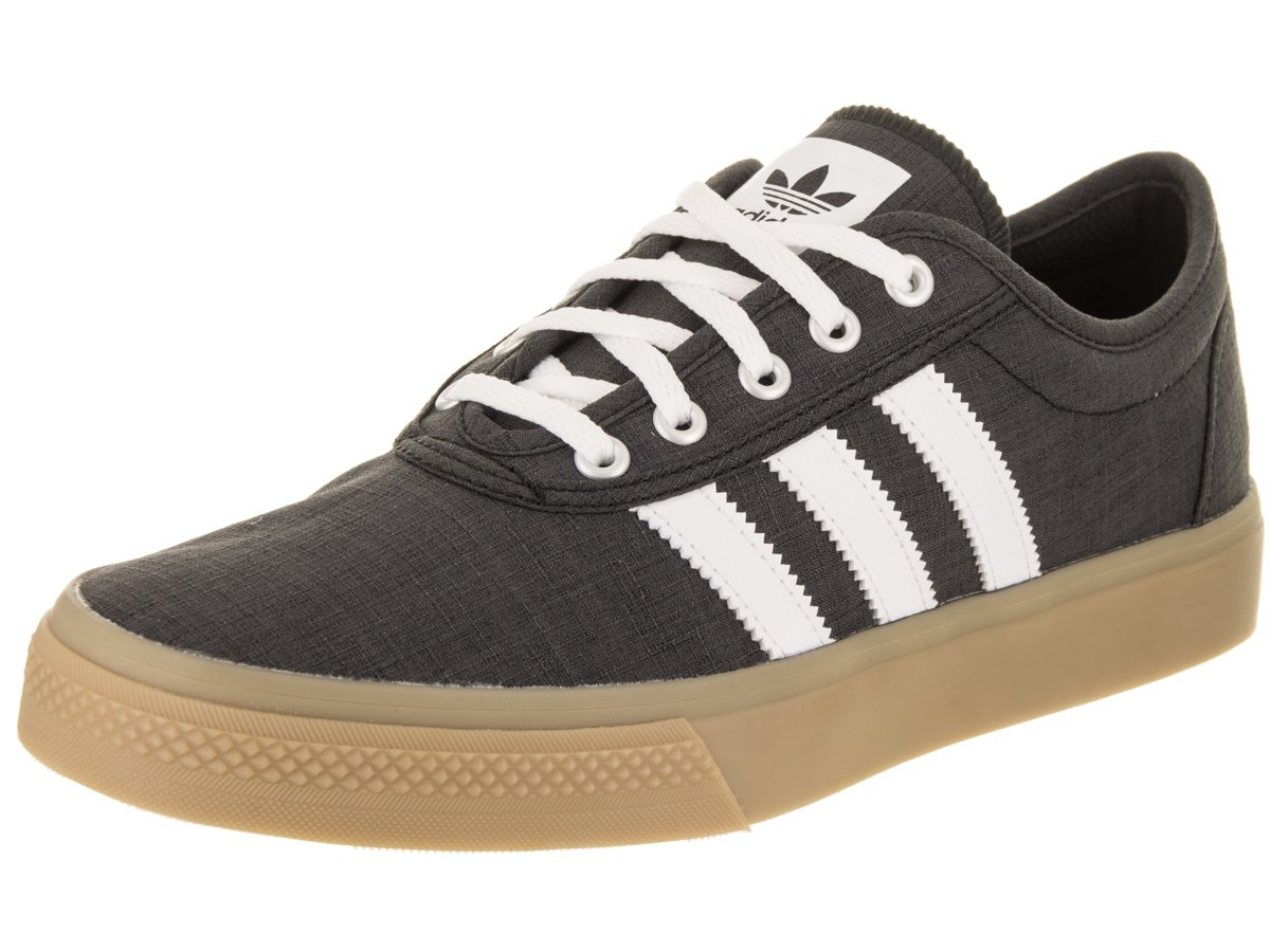 adidas Skateboarding Unisex Adi-Ease Core Black/Footwear White/Gum 3 12 M US