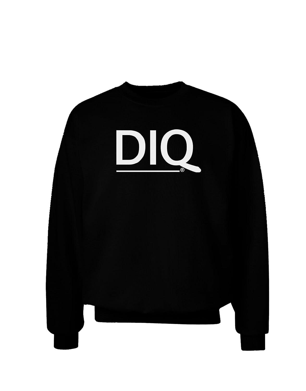 DIQ Wear Logo Adult Dark Sweatshirt