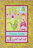 Amy Bradley Designs ABD263 Princess Quilt Pattern
