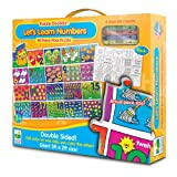 : The Learning Journey Puzzle Doubles Let's Learn Numbers Floor Puzzle