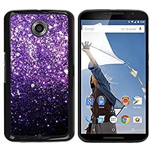 Impact Case Cover with Art Pattern Designs FOR NEXUS 6 / X / Moto X Pro Glitter Bling Shiny Stars Iridescent Betty shop