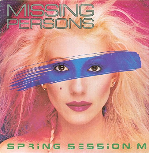 Spring Sessions M - Missing Persons Spring Session M