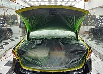 3M Automotive Best Masking Tape Painting, Tape'n Drape Pre-Taped Masking Film (2 of Set(94.5 inch))
