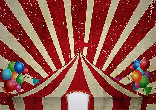 Joypark Fotohintergrund Mit Zirkus Zelt Hintergrund Kamera