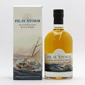 Islay Storm Islay Single Malt 40% 1 Flasche, 1er Pack (1 x 700 ml ...