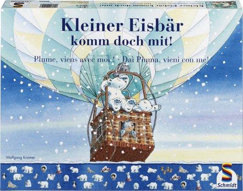 Schmidt Spiele - Der kleine Eisbär, Komm doch mit!