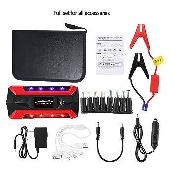 Amazon.com: DMQNA - Mini cargador de batería portátil para ...