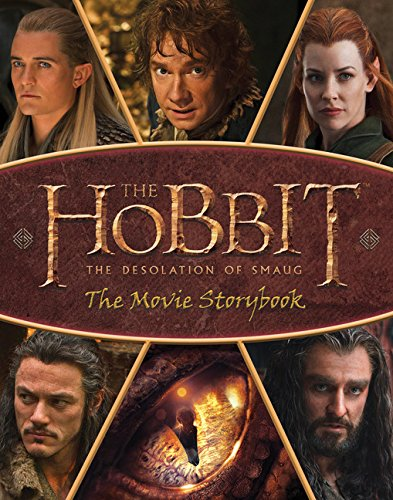 The Hobbit: The Desolation of Smaug -- The Movie Storybook