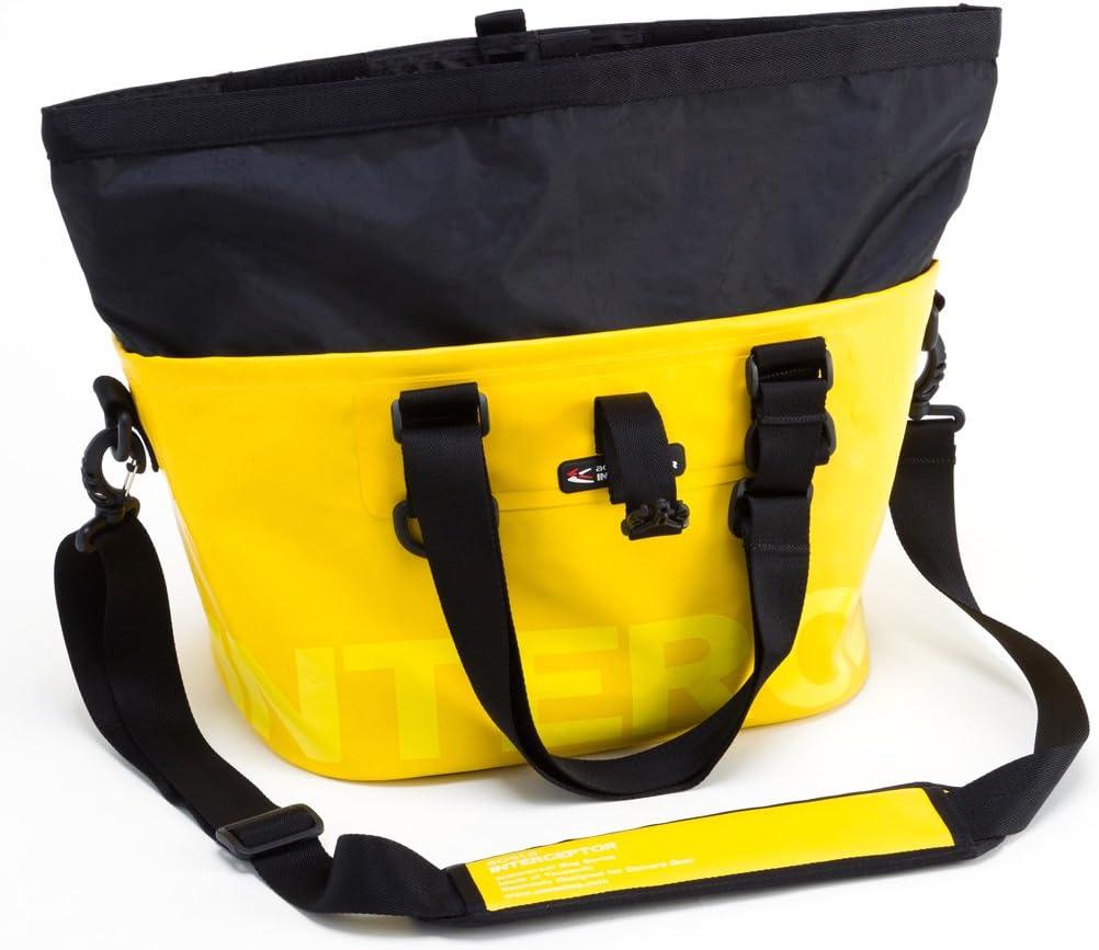 Aosta Interceptor Weatherproof Tote Bag for Camera Yellow