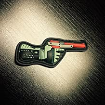 Nintendo Retro 3D Power Glove and Zapper Gun Morale Patch