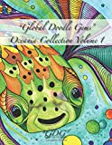 Global Doodle Gems Oceania Collection Volume 1: Adult Coloring Book