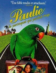 Paulie, le perroquet qui parlait trop [Francia] [DVD]