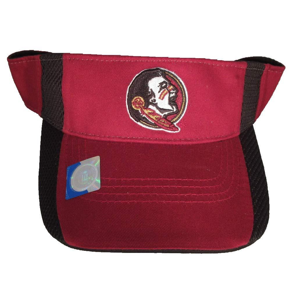 Collegiate Headwear FSU Florida State Seminoles Interception Visor