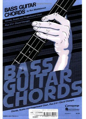 Bass Guitar Chords (Bass Guitar Notes)