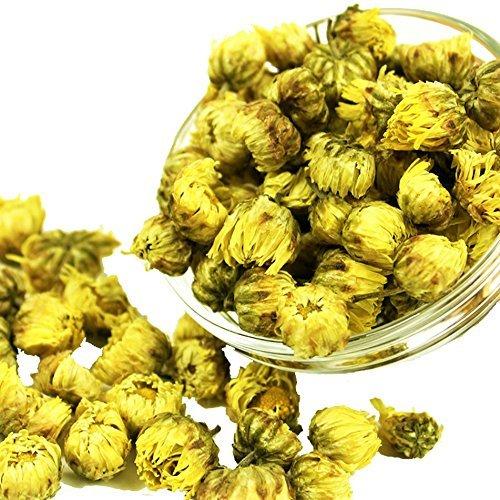 Chrysanthemum Tea - Chamomile Tea - Tai Ju - Chinese Herbal Tea - Flower Tea - Decaffeinated Tea - Loose Leaf Tea - 30g (1 pack) Chinese Chrysanthemum Tea