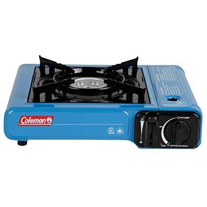 Amazon.com: Coleman Camp Bistro 1-Burner Butane Camp Stove ...