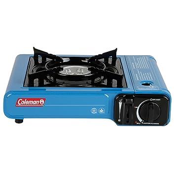 Amazon.com: Coleman 2000020951butano estufa de camping ...