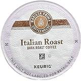 Barista Prima Coffeehouse Dark Roast Extra Bold K-Cup for Keurig Brewers, Italian Roast Coffee (Count of 96)